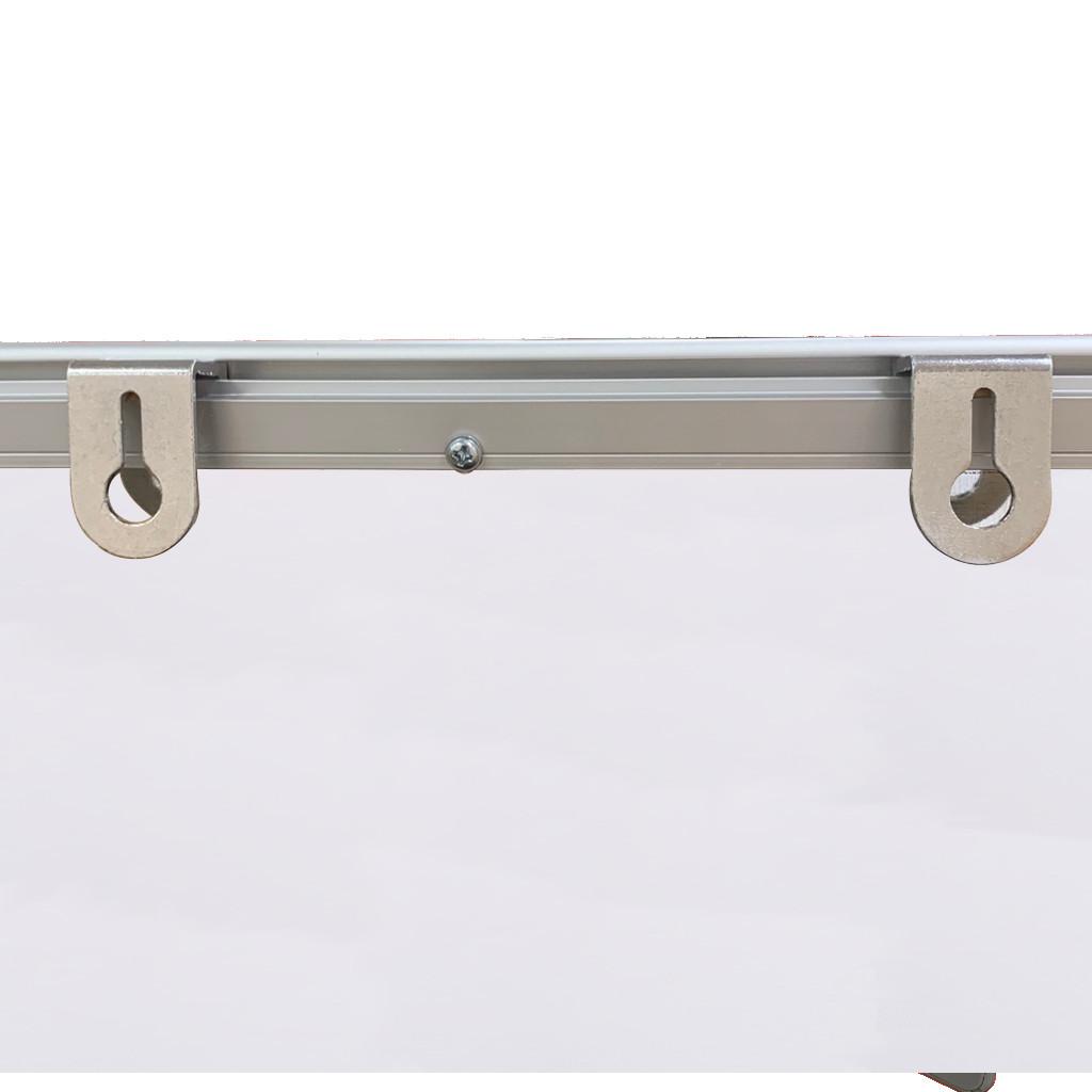 ホワイトボード 壁掛け 無地 W1200 H900 マグネット対応 マーカー付き | I-KJWK-1290