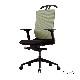 オフィスチェア デスクチェア 事務椅子 可動肘 ハンガー付き クレア | I-CREA-HS2-G