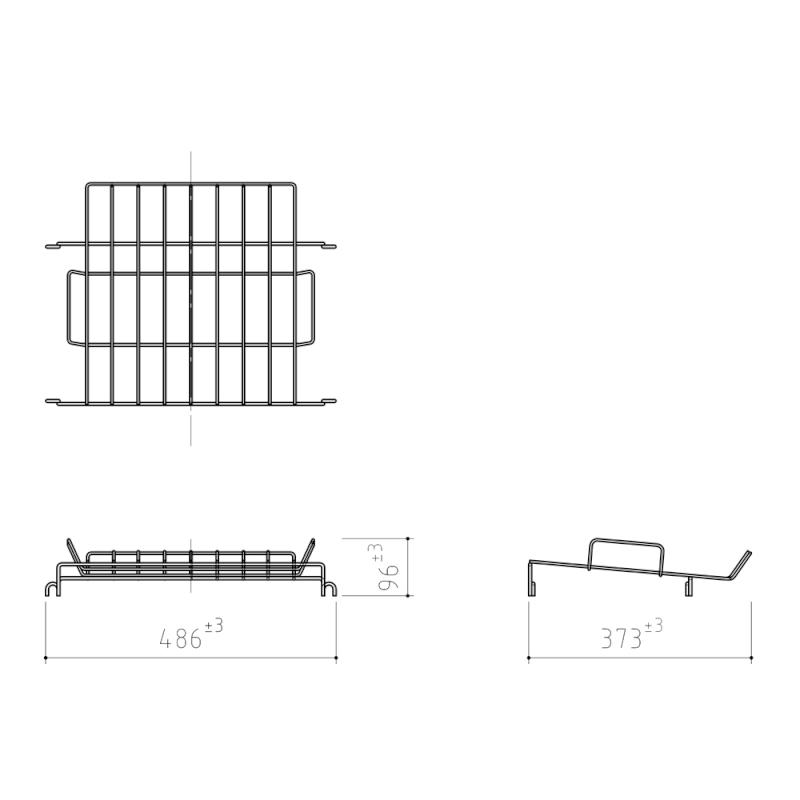 ミーティングチェア スタッキングチェア 会議用椅子 ループ脚 スチール シルバー 塗装脚 荷物受棚付 レザー | I-LTS-110P-V-TN