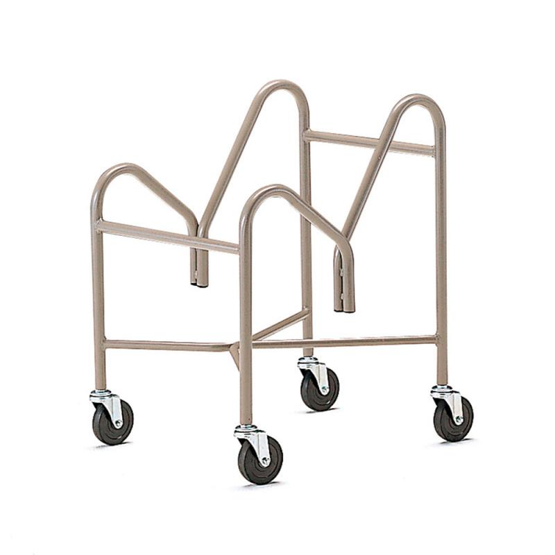 ミーティングチェア 専用台車 応接用椅子 | I-XA1651