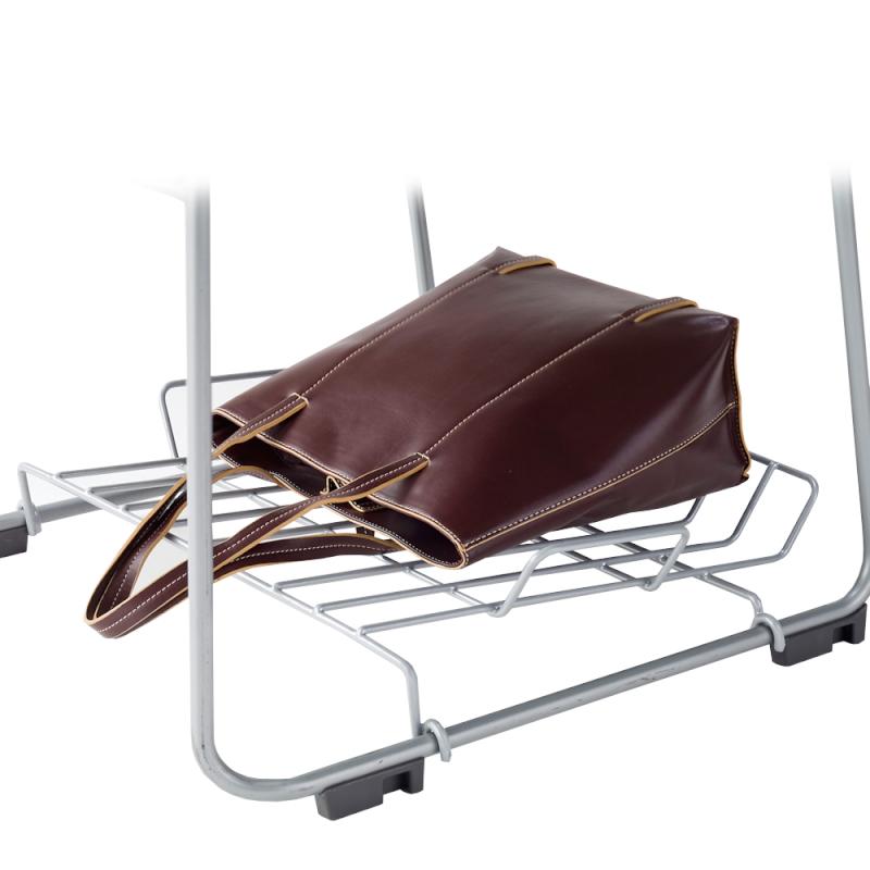 ミーティングチェア 荷物受棚 会議用椅子 | I-LTS-TN1
