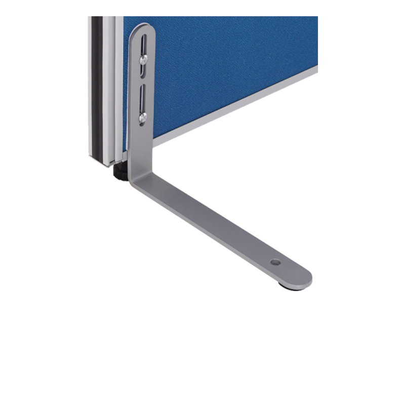 パーテーション 間仕切り パーティション用安定脚 片面 薄型タイプ | I-KCPN-ZA005