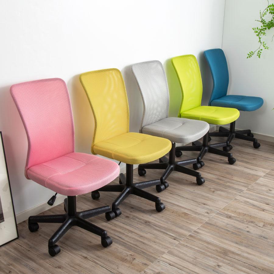 テレワーク 回転椅子 I-KKC-001