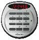 ディプロマット 鍵+デジタルテンキー式金庫 120分耐火 容量200L ホワイト 警報音付   I-N130EKR3