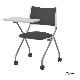 ミーティングチェア スタッキングチェア 会議用椅子 | I-LTS-4NP-MD-F