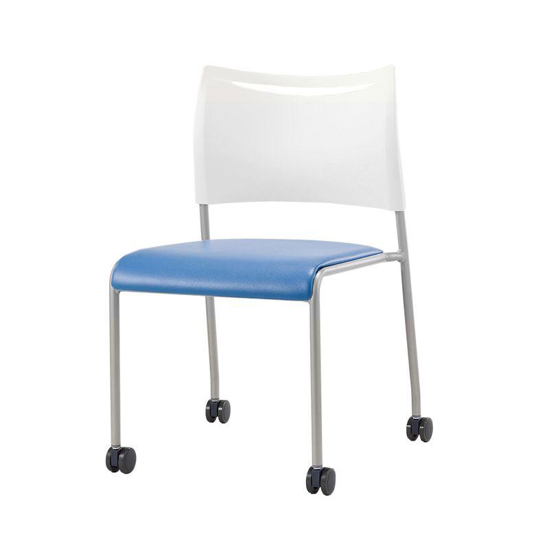 ミーティングチェア スタッキングチェア 会議用椅子 | I-LTS-4C-V