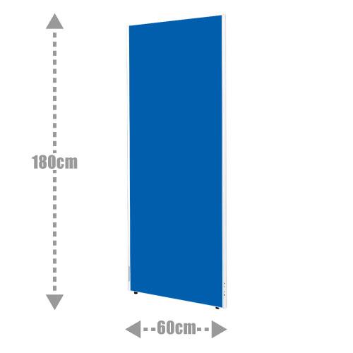 1年保証 パーテーション 間仕切り 布タイプ クロスパーティション W600 H1800 ローパーテーション パーティション パテーション パネル 衝立 ついたて   I-ASPN0618