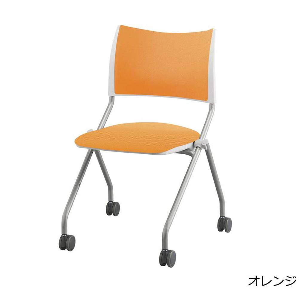 ミーティングチェア スタッキングチェア 会議用椅子   I-LTS-4NP-V