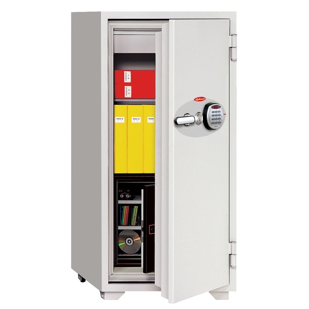 ディプロマット メディアデーターインサート 90分耐火 容量31.5L ブラック | I-DIS1120
