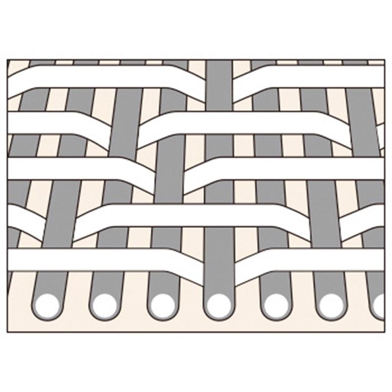 ミーティングチェア スタッキングチェア レセプション用椅子 ループ脚 ステンレス メッキ脚 上級布 | I-CL950-PXN