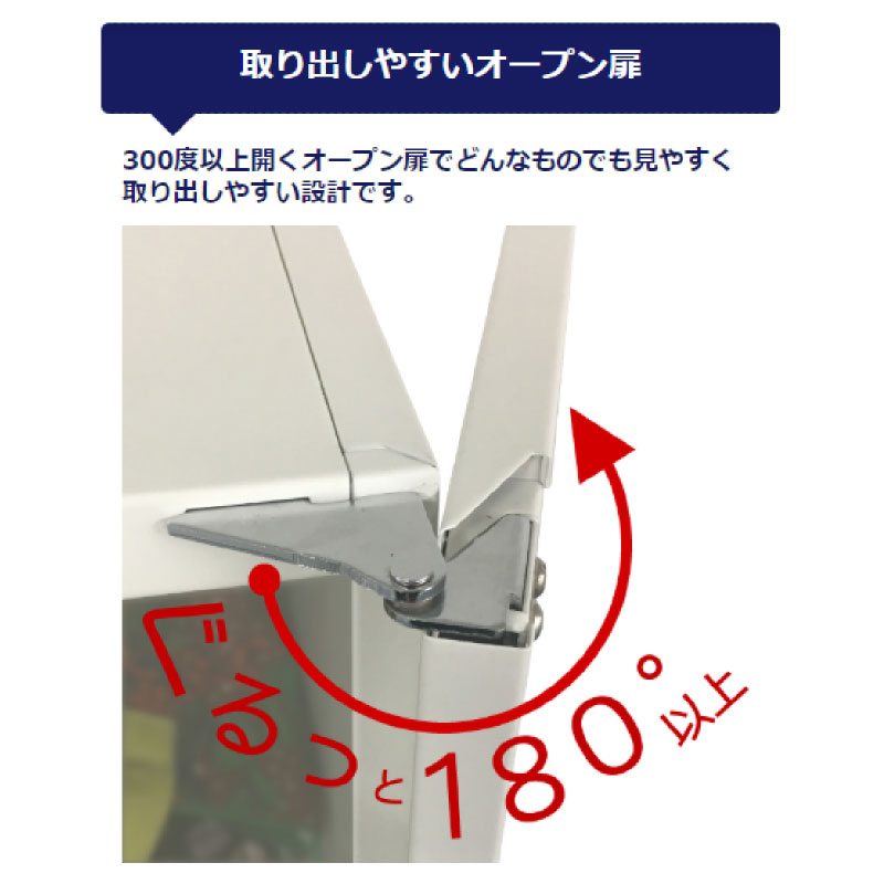 アイリスチトセ 書庫 キャビネット パーソナルボックス型 4人用 W900 D450 H1050 | I-SSN45-10PB