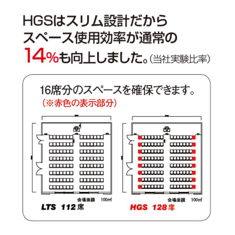 ミーティングチェア スタッキングチェア 会議用椅子 | 【12脚セット】 I-HGS-37PP
