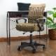 【新商品】オフィスチェア デスクチェア 事務椅子 メッシュ 肘あり | OFC-022