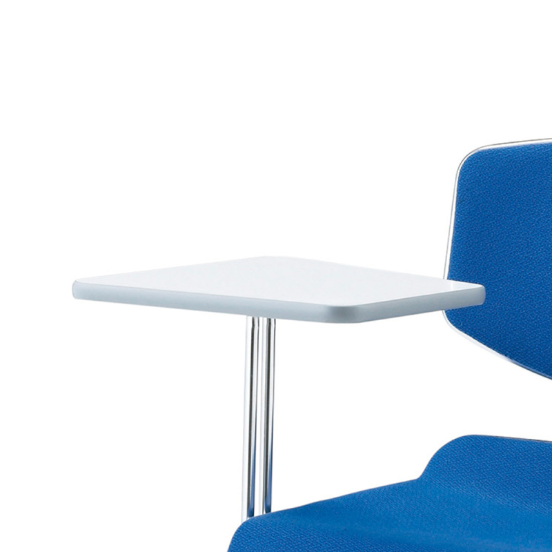 ミーティングチェア 専用ラック レセプション用椅子   I-DD82