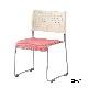 ミーティングチェア スタッキングチェア 会議用椅子 | 【12脚セット】 I-LTS-110-F