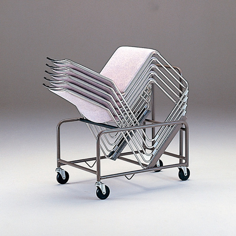 ミーティングチェア 専用台車 レセプション用椅子 | I-XA910