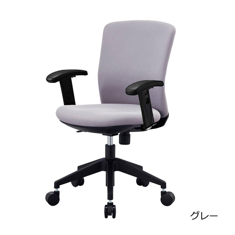 オフィスチェア デスクチェア 事務椅子 可動肘 HG1000   I-HG1000-M2-F