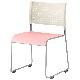 ミーティングチェア スタッキングチェア 会議用椅子 | 【12脚セット】 I-LTS-110Z