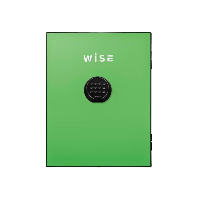 ディプロマット デジタルテンキー式 デザイン金庫用フェイスパネル 容量5Kg グリーン | I-WS500FPG