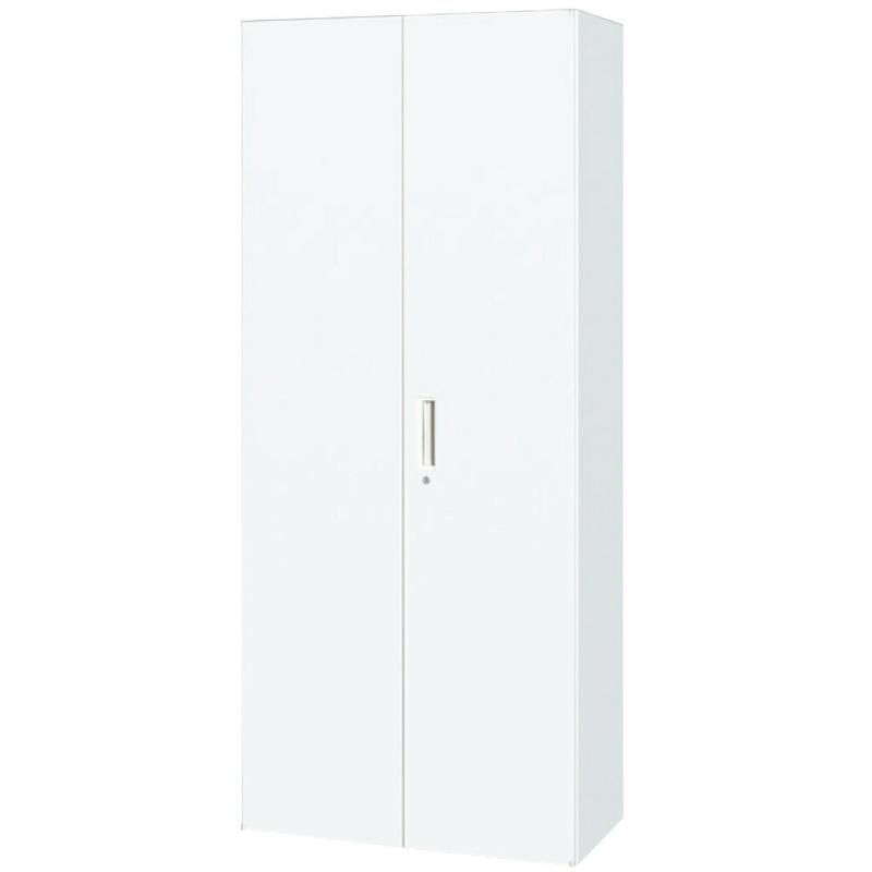 書庫 キャビネット 下置専用 両開き型 6段 | I-HSR45/40/35W-21H