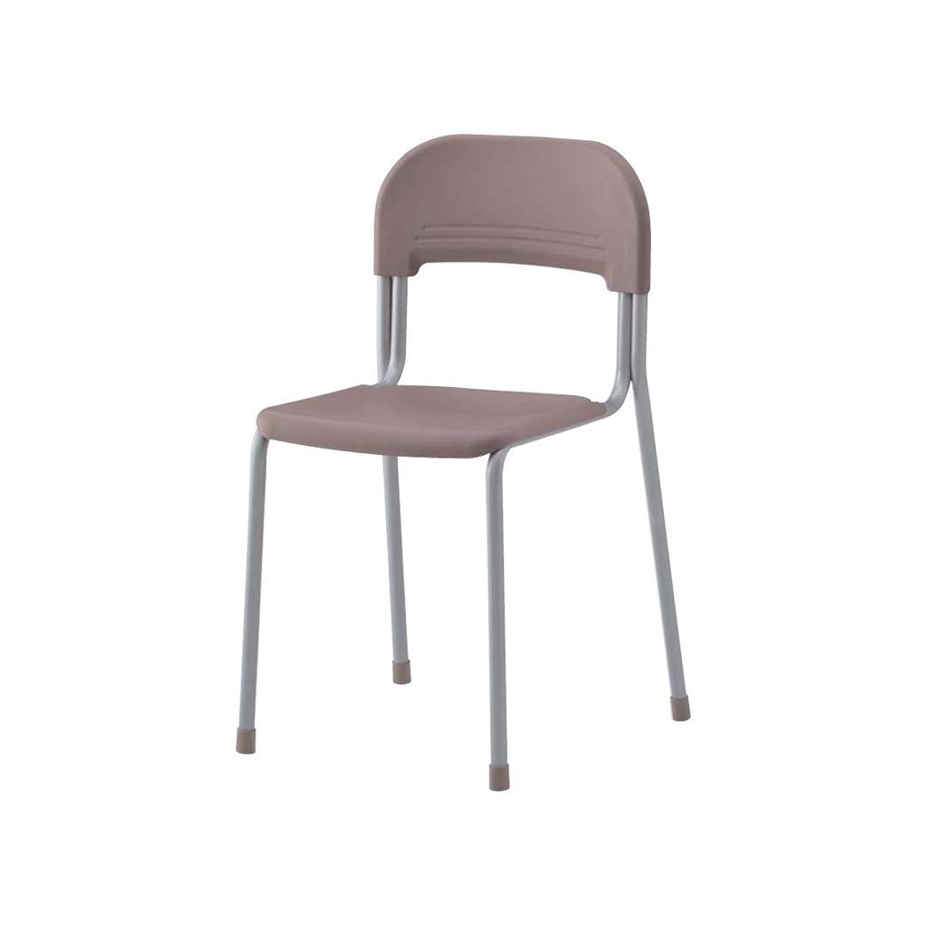 学校椅子 生徒用椅子 固定式 旧JIS1号 背座樹脂 | I-エコール2001-C01N