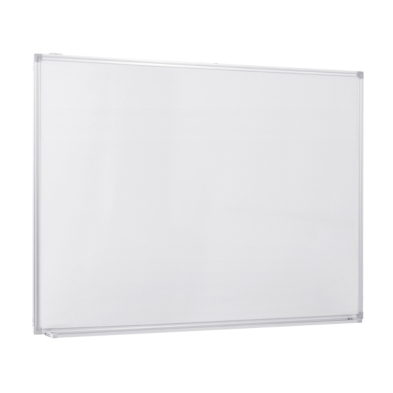 ホワイトボード 壁掛け 無地 W1200 H900 マグネット対応 | I-KCWK-1290