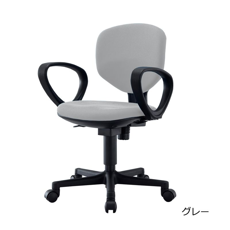 オフィスチェア デスクチェア 事務椅子 肘付き BIT-EX   I-BIT-EX43L1-F