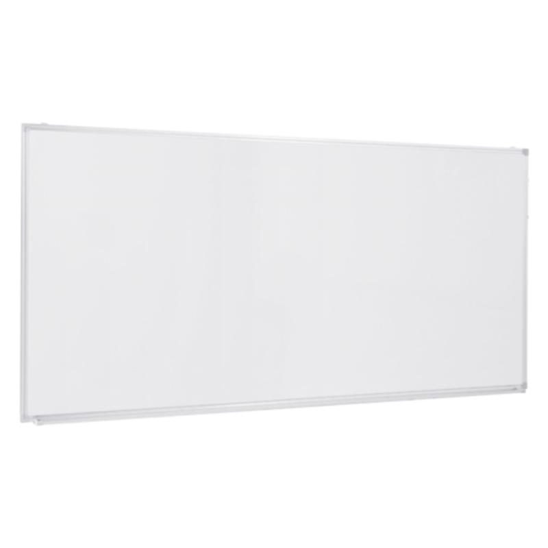 ホワイトボード 壁掛け 無地 W1800 H900 マグネット対応 | I-KCWK-1890