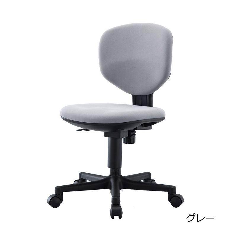 オフィスチェア デスクチェア 事務椅子 肘なし BIT-EX | I-BIT-EX43L0-F