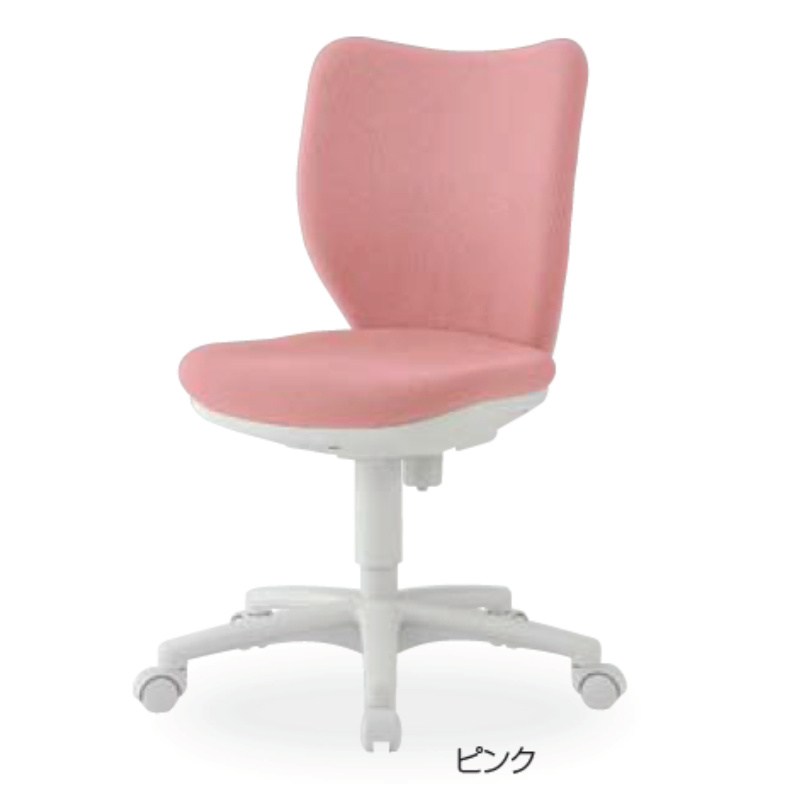 オフィスチェア デスクチェア 事務椅子 肘なし BIT-WX | I-BIT-WX45L0-F