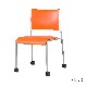 ミーティングチェア スタッキングチェア 会議用椅子 | 【4脚セット】 I-LTS-4PC-V