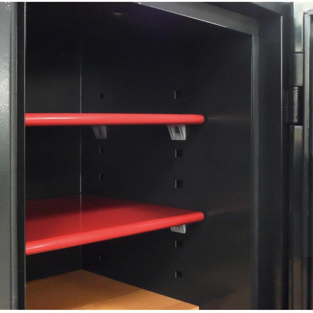 ディプロマット デジタルテンキー式 デザイン金庫 60分耐火 防盗性能 容量76L ウッド 警報音付 | I-DPS7500R3WOOD