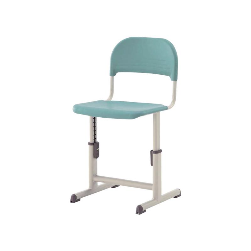 学校椅子 生徒用椅子 可動式 Lサイズ 背座樹脂 | I-YEC-601A-L