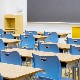 学校机 生徒用机 固定式 新JIS5.5号 樹脂物入れ H| I-X3型 | I-H| I-X3D