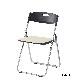 折りたたみ椅子 パイプ椅子 軽量 4.3kg コンパクト スチール脚   【10脚セット】 I-CAL-XS02S-V