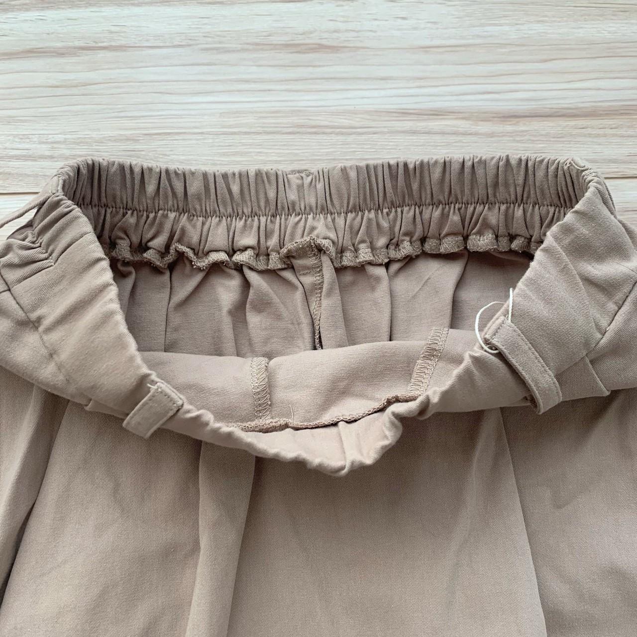 チノボリュームスカート