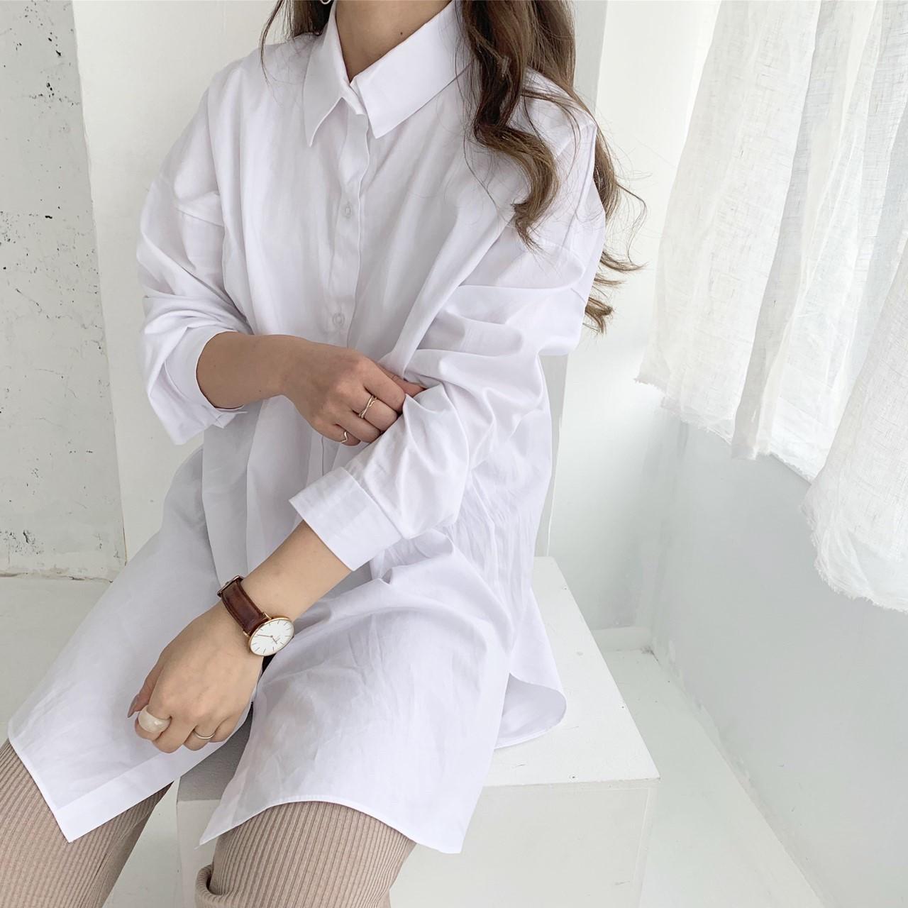 オーバーシャツ
