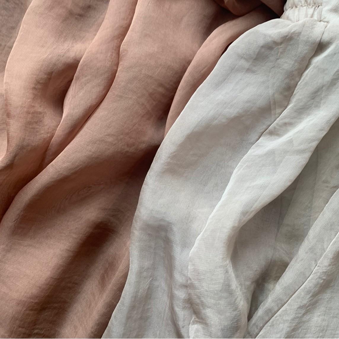 エアリーシフォンスカート