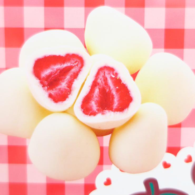 【完売】サンリオキャラクターズいちごトリュフ キティちゃんチョコ