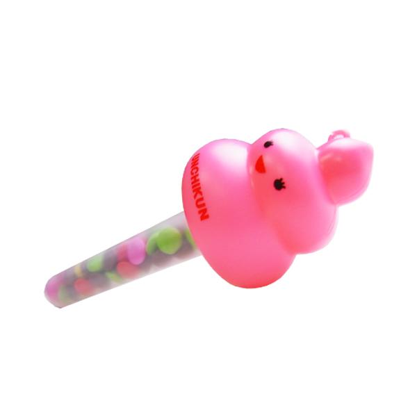 【完売】うんちくんバーチョコ ピンク