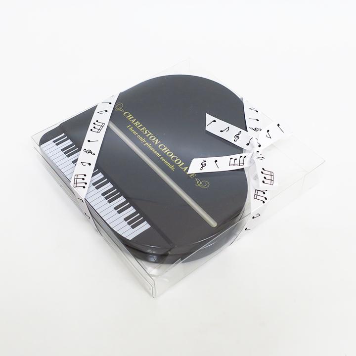 【完売】チャールストン ピアノ缶チョコ
