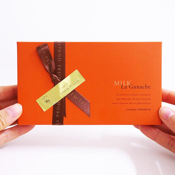 【完売】ラ ガナッシュ 生チョコレート ミルク