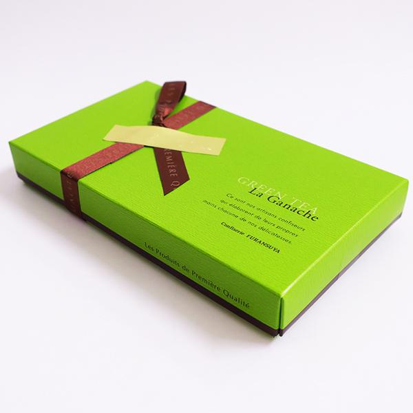 【1/28以降順次出荷】ラ ガナッシュ 生チョコレート 抹茶