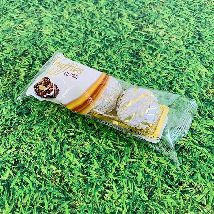 ゴルフボールチョコ ナイスショット 黒