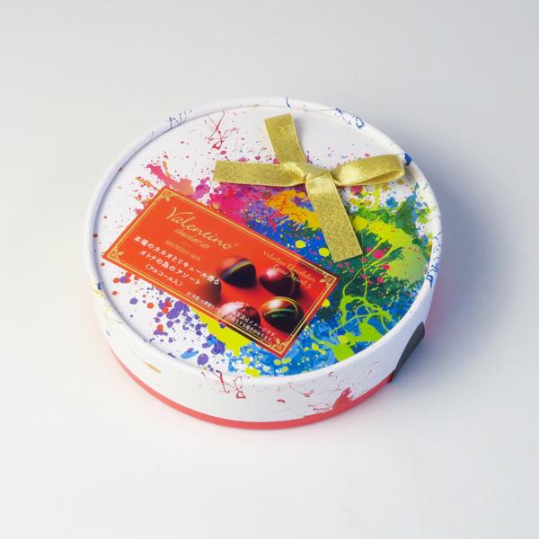 【完売】バレンチノショコラティエ カカオアソート 5コ