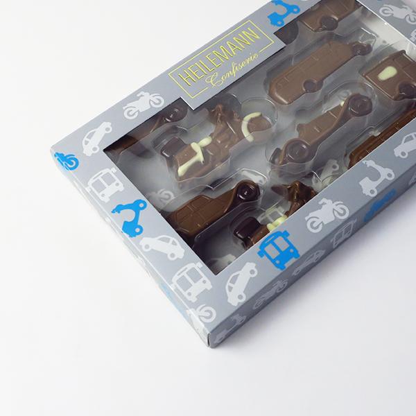 【完売】乗り物チョコセット