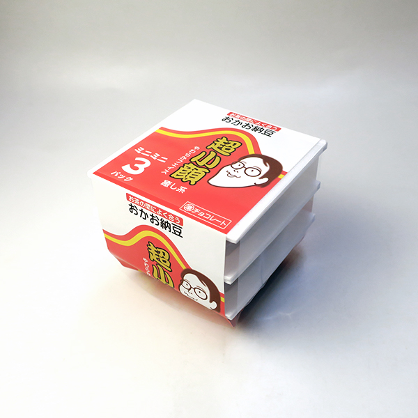 【完売】おかお納豆チョコ