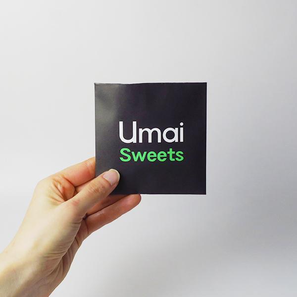 【完売】感謝デリバリー!〜Umai Sweets〜
