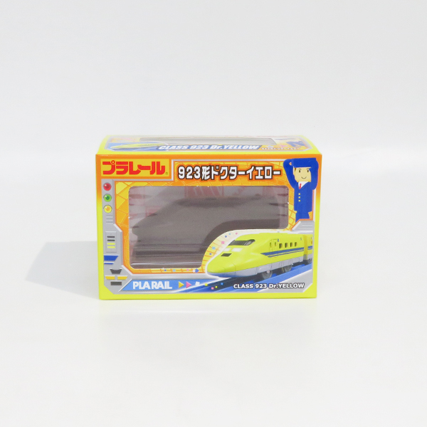 プラレール立体チョコ 923形ドクターイエロー