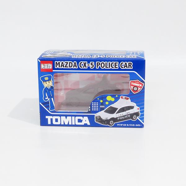 【完売】トミカ緊急車両チョコ マツダ CX-5 パトロールカー